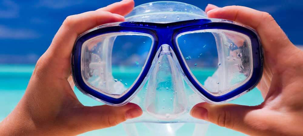 best prescription snorkel mask