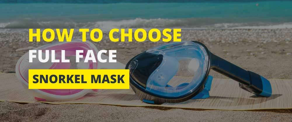 best full face snorkel mask
