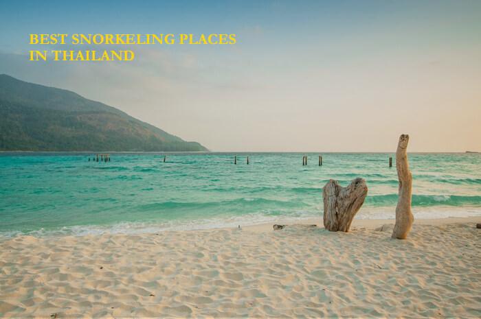 Best Snorkeling in Thailand